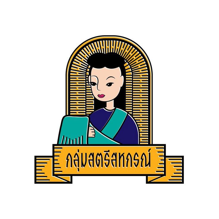 LOGO [ OTOP ] Thai local product on Behance