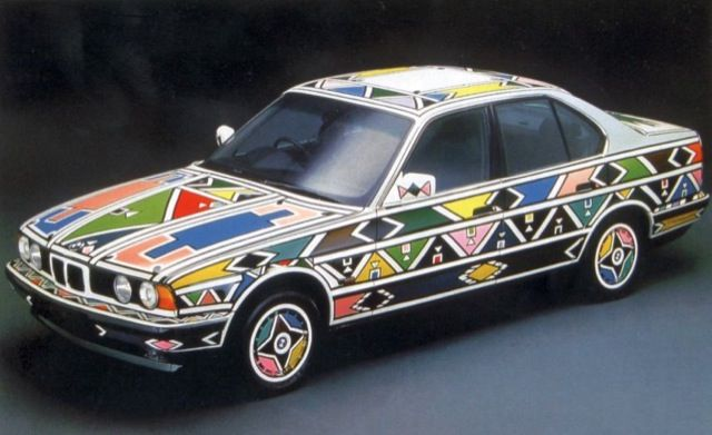 Esther Mahlangu Ndebele Art School | Participant | Open Africa - Do Travel Differently