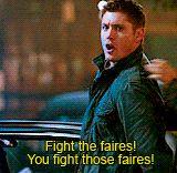 Funny Supernatural Tumblr | supernatural dean winchester Jensen Ackles photosets Funniest Moments