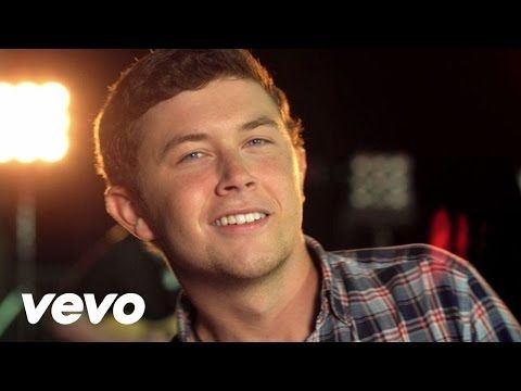 Video Number two for the week is American Idol winner Scotty McCreery's See You Tonight, another favorite of mine!