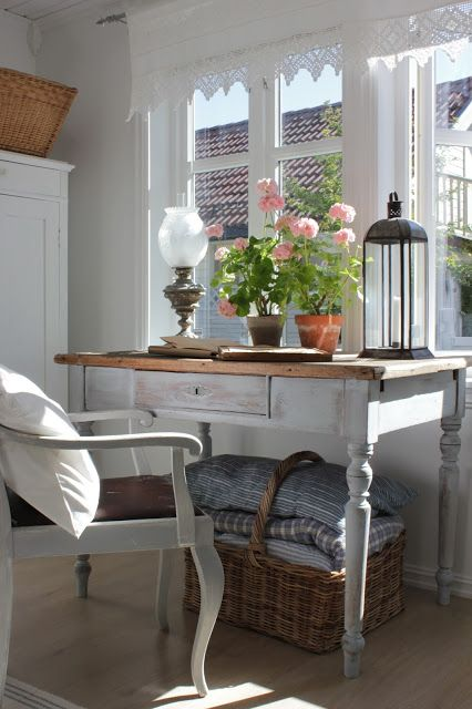 VIBEKE DESIGN: A new room in the house!