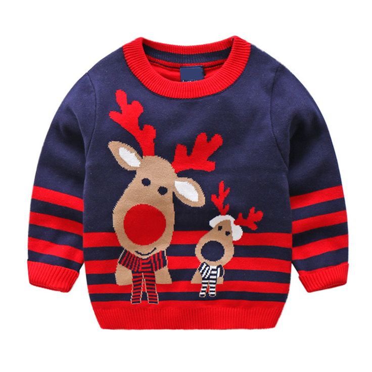 Victory! Check out my new Cool Reindeer Print Stripes Pullover Sweater for Toddler Boy/Boy, snagged at a crazy discounted price with the PatPat app.