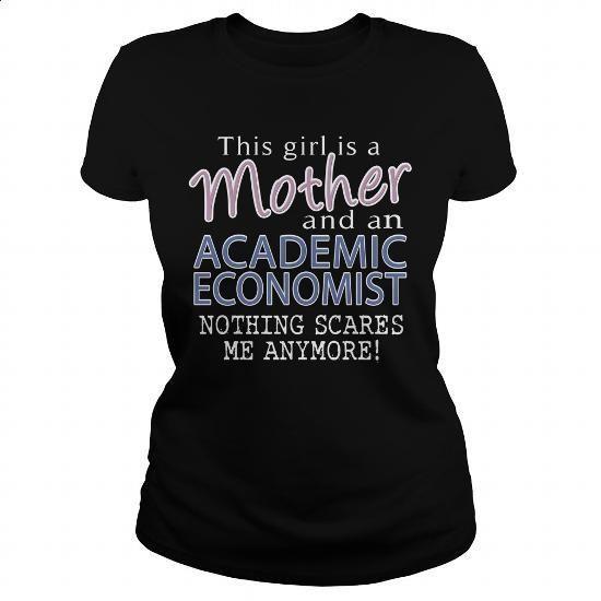 ACADEMIC ECONOMIST - MOTHER #fashion #style. BUY NOW => https://www.sunfrog.com/LifeStyle/ACADEMIC-ECONOMIST--MOTHER-Black-Ladies.html?60505