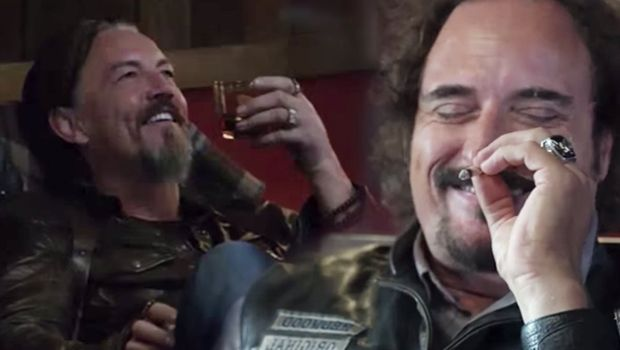 LOL! A must-see for SOA fans. Sons of Anarchy Season 6 Gag Reel. See the bloopers here: http://www.soafanatic.com/2015/08/sons-of-anarchy-season-6-gag-reel/?ref=pinterest-082015-0840