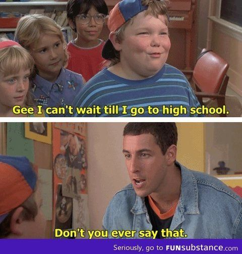 LOVE Billy Madison!