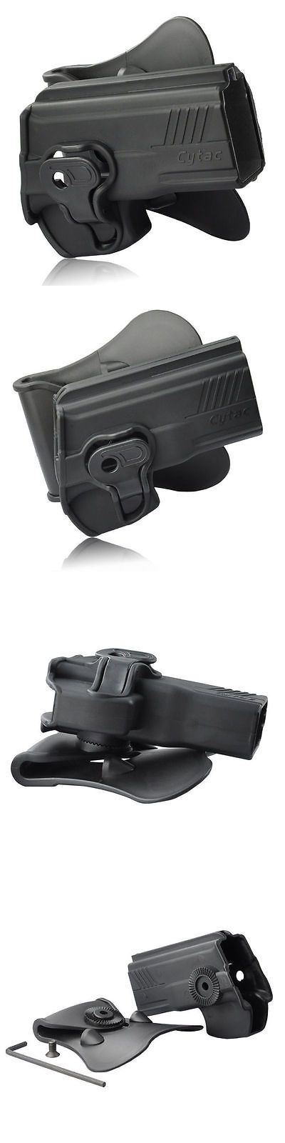 Holsters 177885: Tactical Scorpion Pt840 Pt809 Modular Level Ii Retention Polymer Paddle Holster -> BUY IT NOW ONLY: $47.95 on eBay!