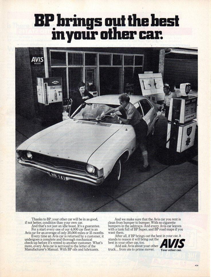 https://flic.kr/p/ZHh5s7   1973 AVIS Rent A Car XA Ford Falcon Aussie Original Magazine Advertsement