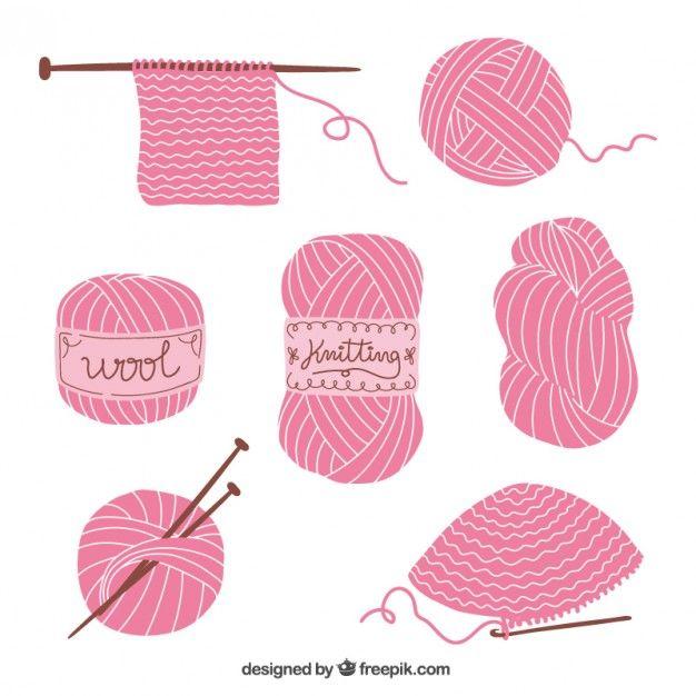 Pink yarn <3