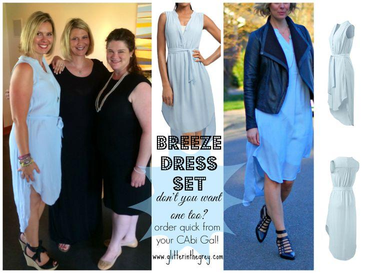 Cabi Breeze Dress Set Currentlyobsessed So Versatile
