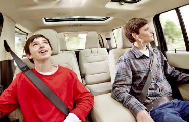 Many people fail to realize that accidents can happen to anyone, anytime. Safety, in all forms, should be practiced by the driver and all passengers in a car.
