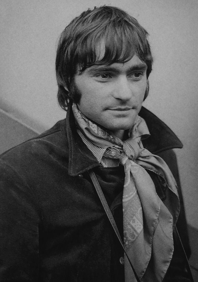 Marty Balin of the Jefferson Airplane - 1967
