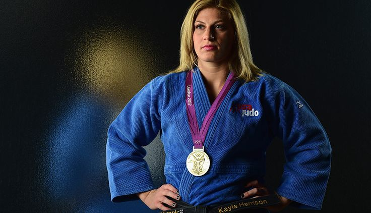 Kayla Harrison, 26, became the first American athlete to take home the gold medal in judo at the London 2012 Summer Olympics. Now, shes using her platform to raise awareness about sexual abuse.