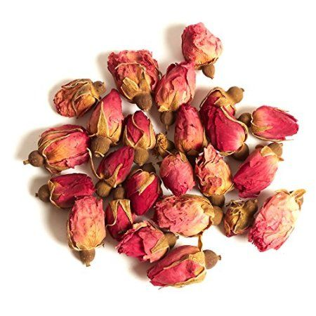 Our Rose tisane is made from whole, dehydrated flowers of the rose plant. Rose contains a high level of vitamin C, good for building immunity and warding off colds and the flu, and can also help maintain healthy skin. Drinking rose is also considered beneficial to the kidneys and digestive systems, and many find it promotes restful sleep. Smacha's rose is a calming and beautifully aromatic tisane that can be infused many times.      Other Names: Mei Gui, 玫瑰