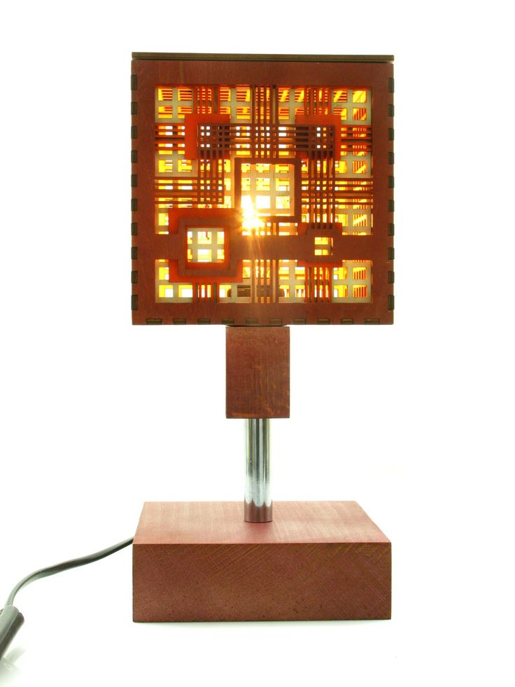 #wooden #lamp #wood #light #modern #indigovento