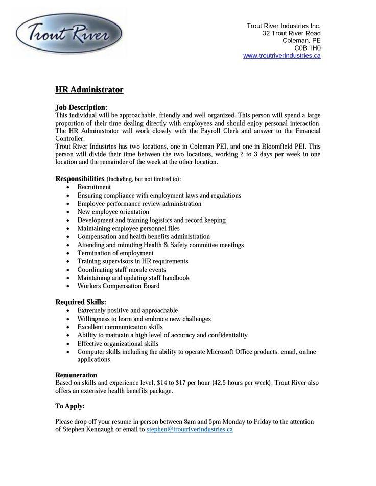 328 best Weekly Splash images on Pinterest The ou0027jays - administrator job description