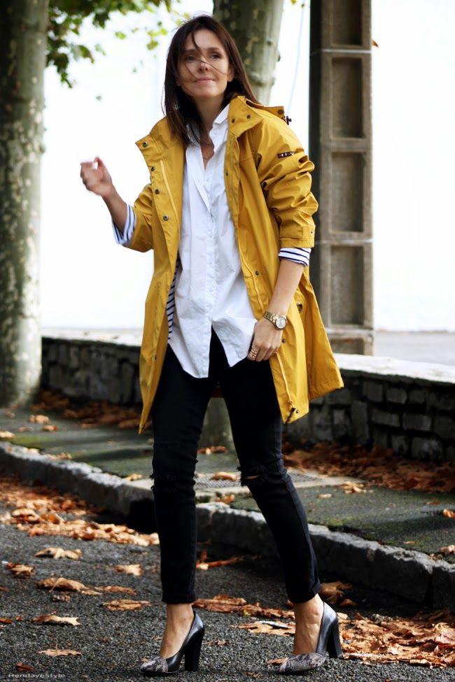rain coat. #Batela.