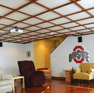 Game Room Ceiling