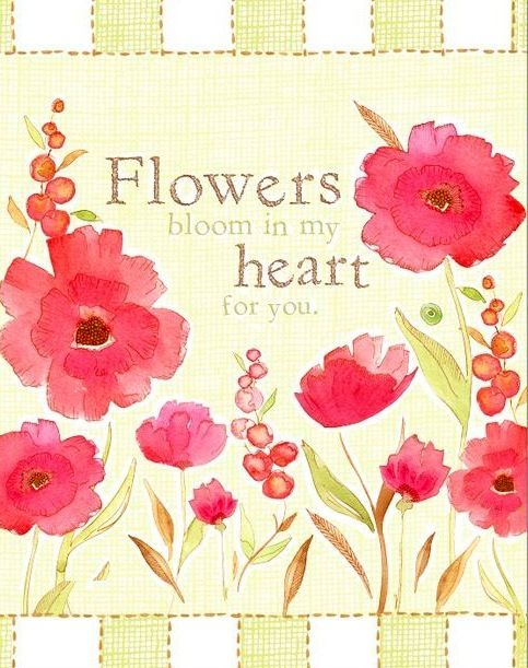 Quotes About Love Blooming : Flower Bloom Quotes. QuotesGram