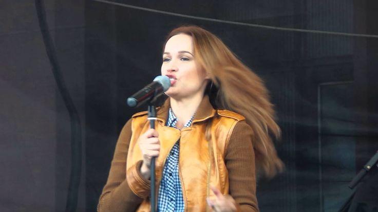 Kristina Pelaková 2014 Horehronie tour