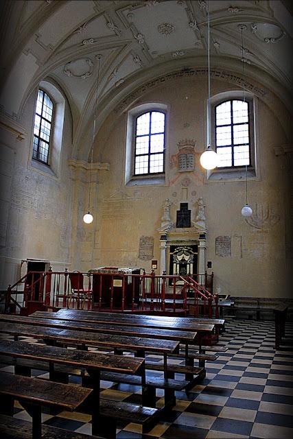 Synagogue in Kazimierz, Kraków  ✡