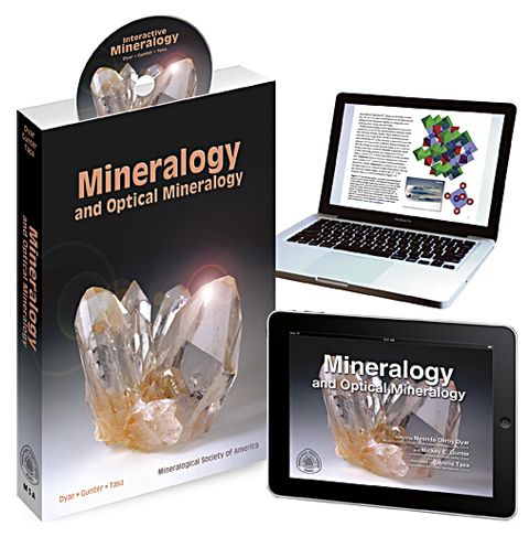 Cover - Mineralogy and Optical Mineralogy