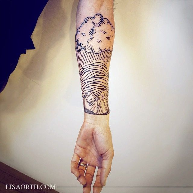 Best Geometric Tattoo -  ... Check more at http://tattooviral.com/tattoo-designs/geometric-designs/geometric-tattoo-112/