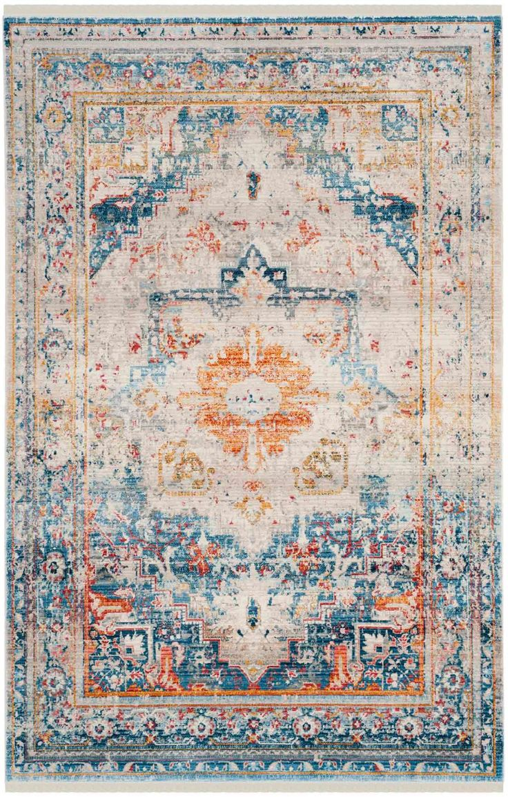 Lots of pictures straight from Safavieh VTP438B Rug from Vintage Persian collection.