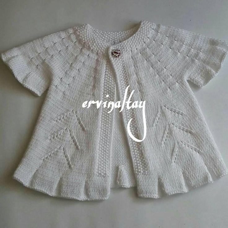 """1,402 Beğenme, 114 Yorum - Instagram'da 💞SEVGİ İLE ÖRÜLEN EL EMEĞİ💞 (@ervinaltay): """"#orgu#knitting#hoby#elisi#örgümodelleri#bere#patik#yelek#hırka#croched#elişim#orguyelek#handmade#ip#bebekorgu#şiş#örgümüseviyorum#tigişi#yenidogan#bebekhırkası#bebekhirkasi#bebek#bebekörgü#örgü#bolero#yelek#elişi#bebektulumu#tulum#elbise"""""""