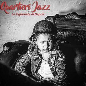 """I Quartieri Jazz di Mario Romano si esibiranno al Zurzolo Teatro Live con il loro ultimo album """"Le 4 Giornate di Napoli"""". #weekend #jazzmusic #Napoli"""