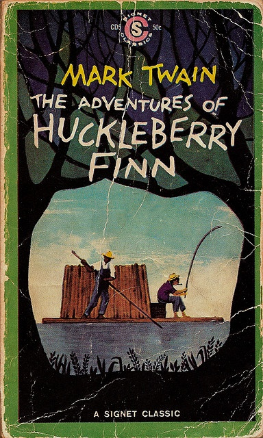"an analysis of bad habits in mark twains the adventures of huckleberry finn See a complete list of the characters in the adventures of huckleberry finn and in-depth analyses of huckleberry ""huck"" finn, jim, and tom sawyer."