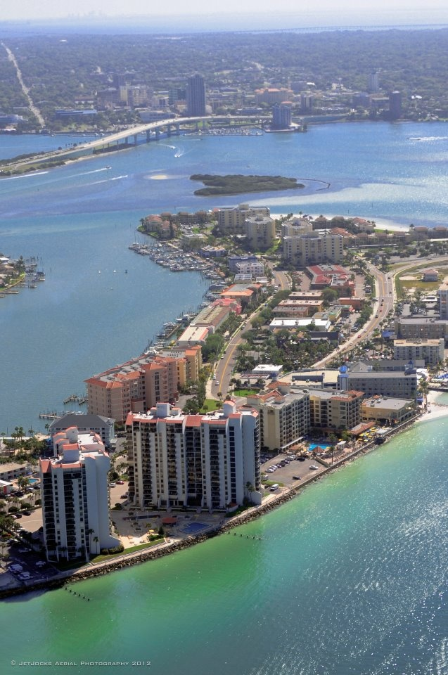 29 Best Aerials Of Clearwater Beach Images On Pinterest