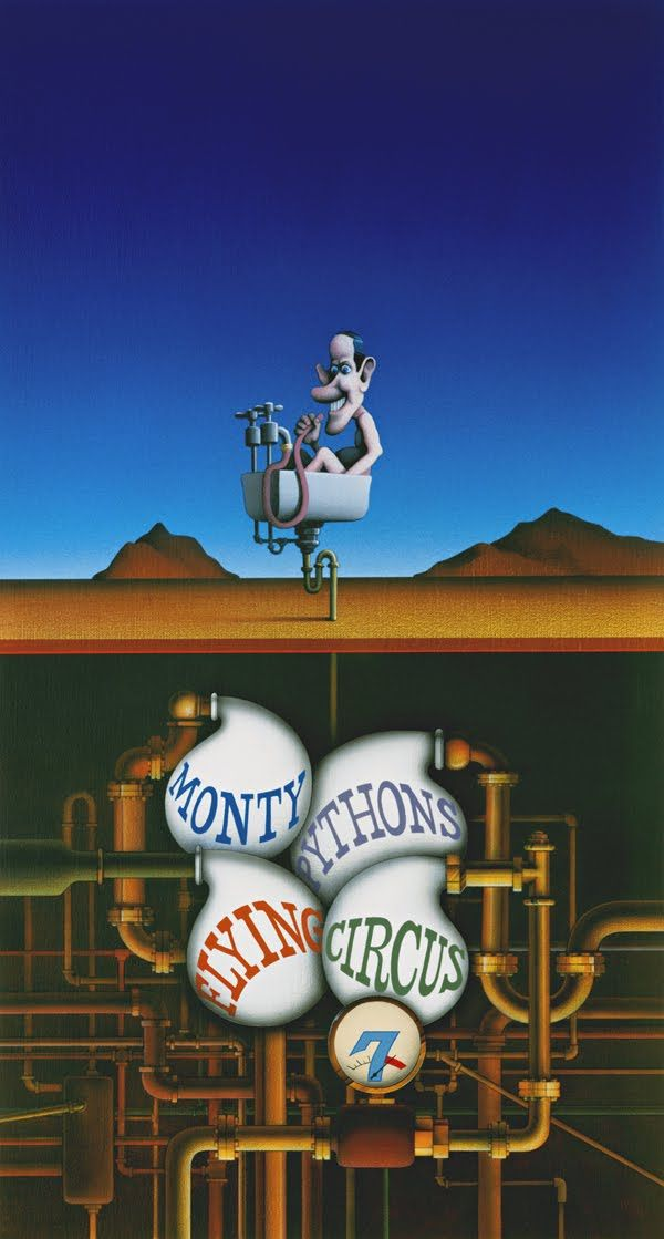 Davenport's Photo Arts II: Monty Python's Flying Circus: The animations & artwork of Terry Gilliam-Keith