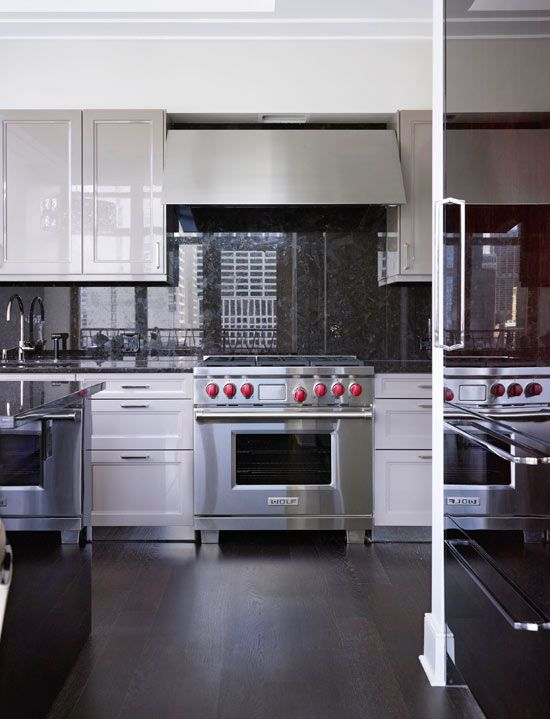 Ritz-Carlton Showcase Kitchens by Mick De Giulio | Traditional Home