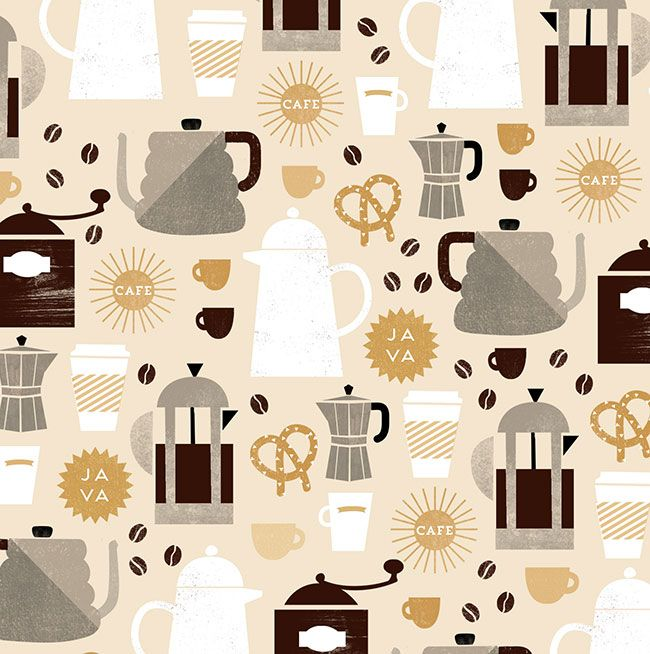Hot Java by Clare Owen