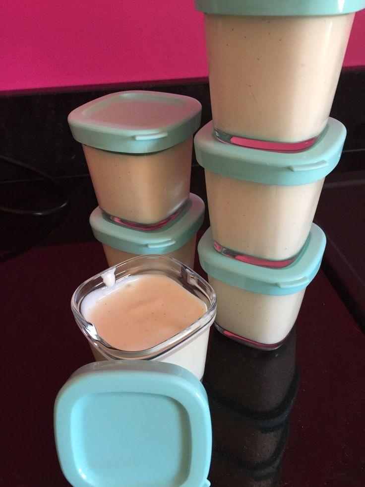 Lors de notre séjour à la Réunion, nous avons consommé beaucoup de yaourts Perle de Lait. De retour en métropole, j'ai remis en route ma...