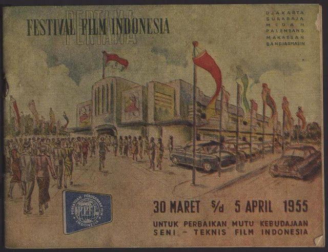 Festival Film Indonesia 1st_1955