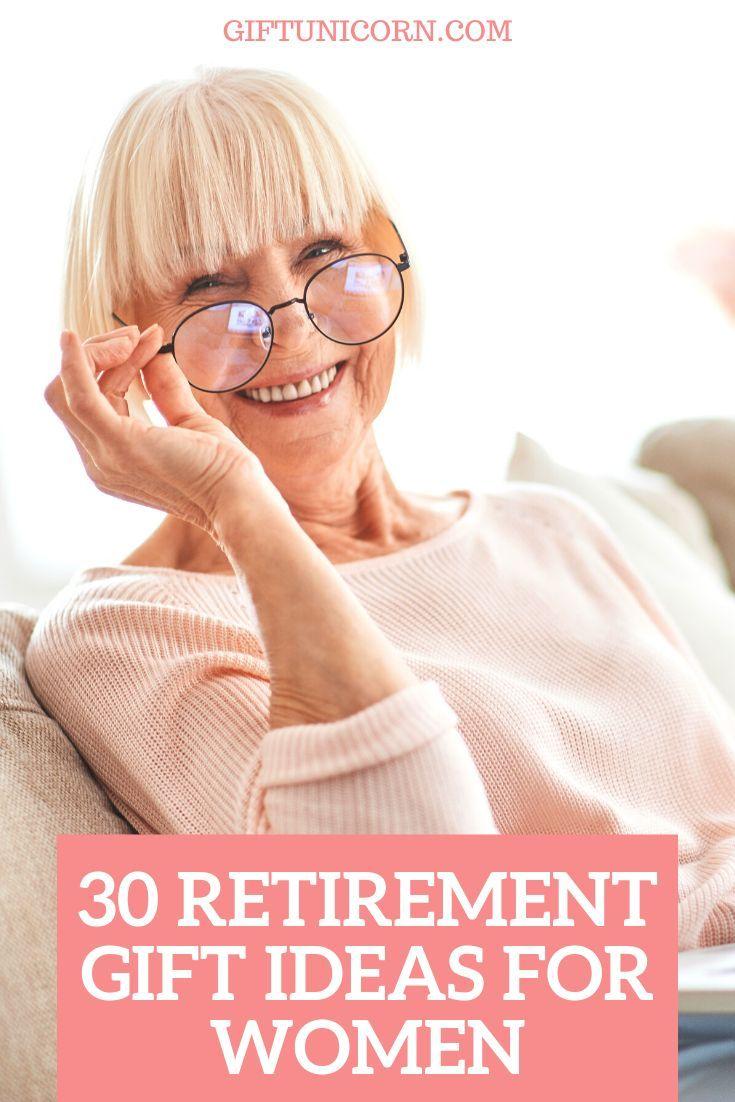 30 retirement gift ideas for women retirement gifts for