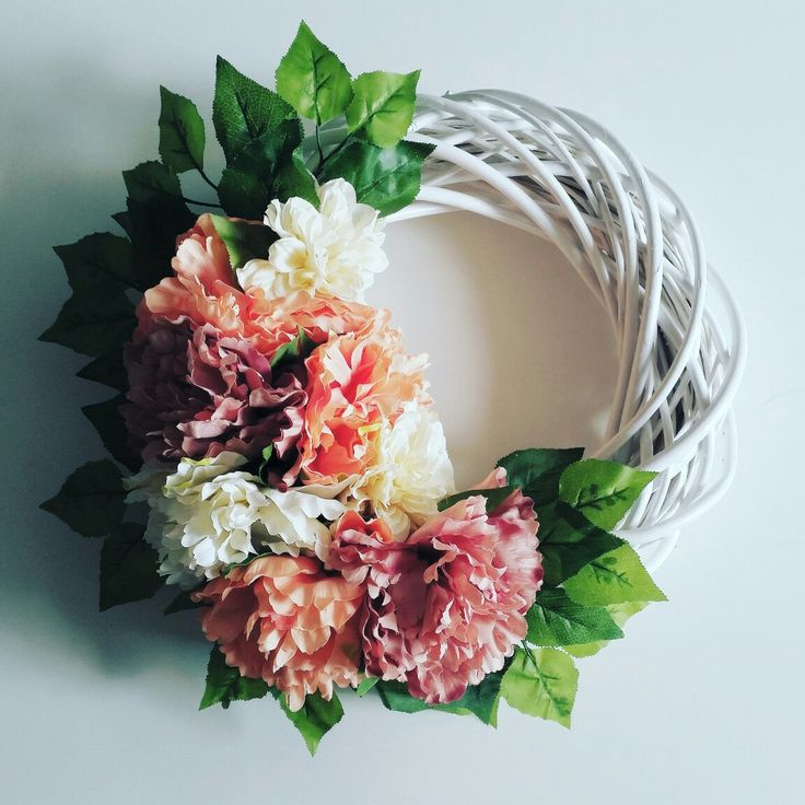 #wreath #cudne_wianki #flowers #handmade #homedecor #homeideas