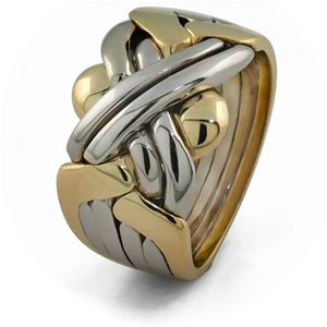 Puzzle Wedding Rings For Men | Married Men: Do You Wear Your Wedding Ring?