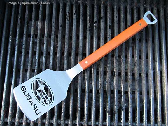 The only known spatula that can Scandinavian Flick a T-bone steak!