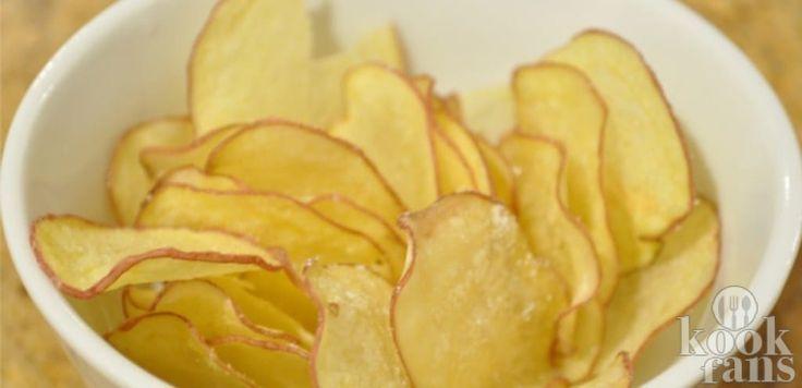 De meest gegeten snack nu helemaal zelf gemaakt Heerlijk 's avonds op de bank met een bak chips en wat nootjes voor je neus. Misschien op zaterdagavond nog wat toastjes er naast of een bakje popcorn. Dat maakt een avond op de bank hangen en een film kijken een groot succes! Maar je blijft een kookf
