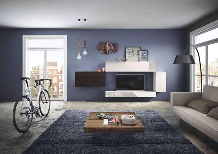 Надоели белые стены? #interior #design