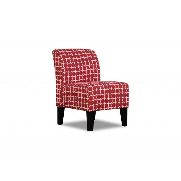 Made To Order Simmons Upholstery Armless Chair   Overstock™ Shopping    Great Deals On Simmons
