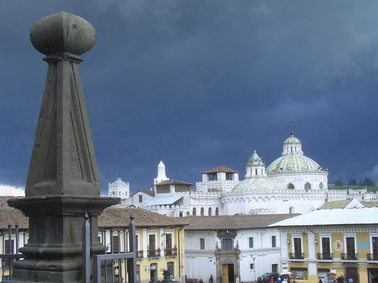 Quito - Old Town