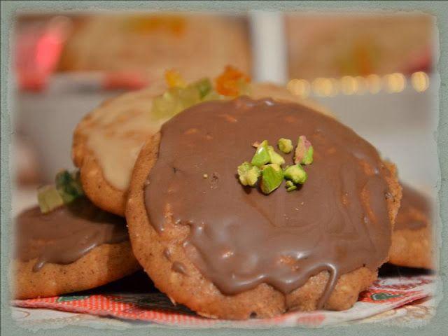 Domowa kuchnia Aniki: Pyszne pierniczki norymberskie