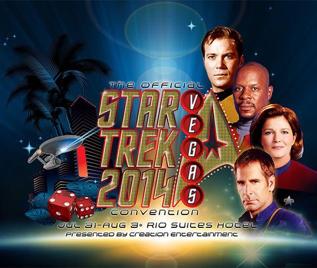 Star Trek Las Vegas 20XX??