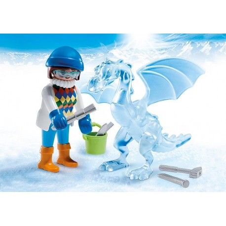 Kolejna Nowość!  Unikatowa Figurka Playmobil  5374 - Rzeźbiarka z Lodową Rzeźbą z serii Playmobil Special PLUS dla dzieci od lat 4.   W zestawie rzeźbiarka, lodowa rzeźba smoka oraz narzędzia do rzeźbienia.   Udanej zabawy:)  http://www.niczchin.pl/figurki-playmobil/3301-playmobil-5374-rzezbiarka-z-lodowa-rzezba.html  #playmobil #rzeźbiarka #rzeźbalodowa #zabawki #niczchin #kraków