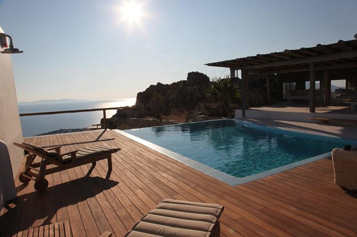 Enjoy comfort - The Castor Villa Mykonos