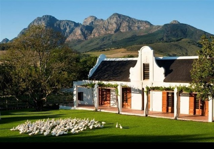 Babylonstoren, Stellenbosch, South Africa--DYING for a South Africa trip that would include Cape Town, beaches, Garden Route, Stellenbosch, and Franschoek!