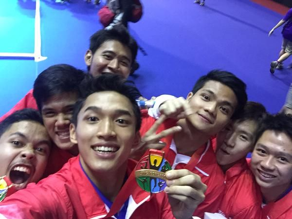 congratulation.. yeahh GOLD medal
